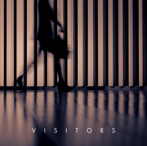 DA Recording 1st Compilation Album 『Visitors』